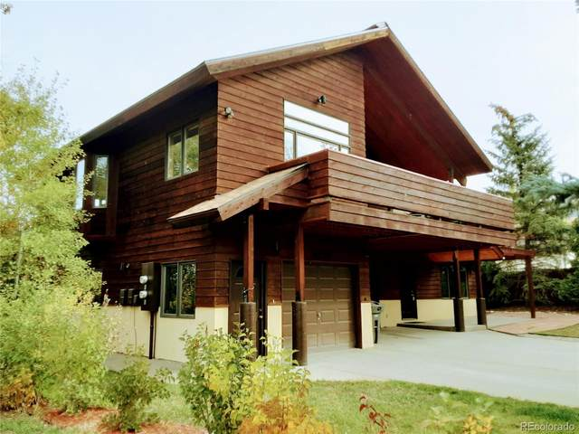 332 Cherry Drive A, Steamboat Springs, CO 80487 (#4769454) :: Sultan Newman Group
