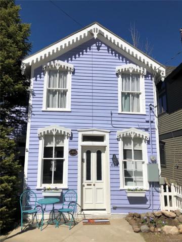 408 7th Street, Georgetown, CO 80444 (#4769754) :: The Heyl Group at Keller Williams