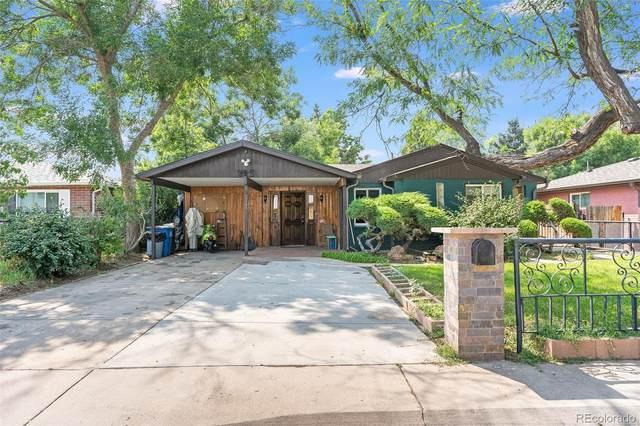 3965 Ingalls Street, Wheat Ridge, CO 80033 (#4771857) :: The HomeSmiths Team - Keller Williams