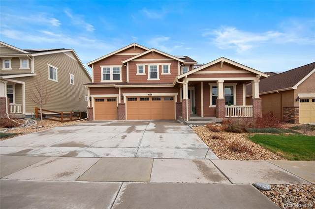 20033 W 94th Lane, Arvada, CO 80007 (MLS #4771913) :: 8z Real Estate