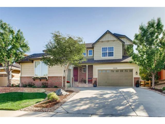 12248 Desert Hills Street, Parker, CO 80138 (MLS #4777433) :: 8z Real Estate