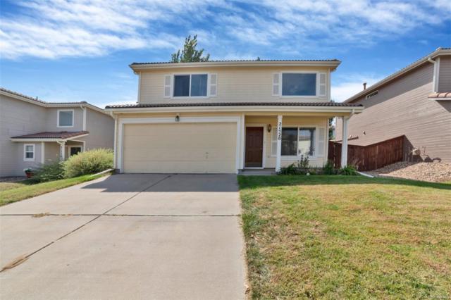 21520 E 40th Place, Denver, CO 80249 (#4779738) :: The Peak Properties Group