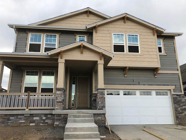 1618 Marquette Drive, Erie, CO 80516 (#4781369) :: The DeGrood Team