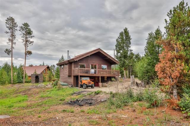 34 County Road 4983, Grand Lake, CO 80447 (#4781725) :: The Gilbert Group