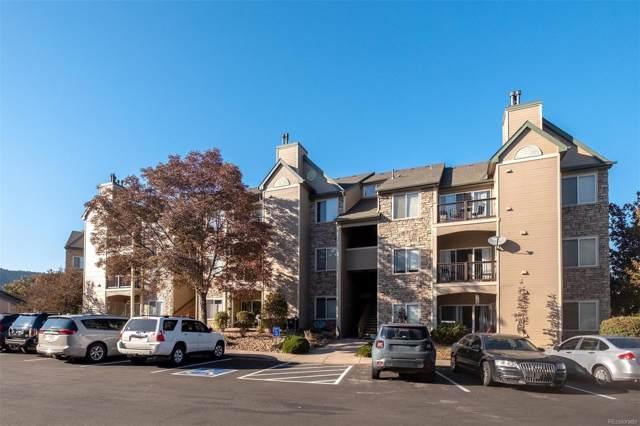 7445 S Alkire Street #202, Littleton, CO 80127 (#4782649) :: Mile High Luxury Real Estate