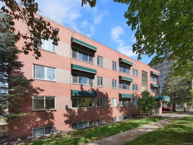 85 Grant Street #26, Denver, CO 80203 (#4783221) :: Bring Home Denver