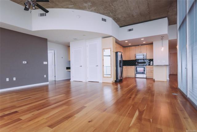 1700 Bassett Street #2116, Denver, CO 80202 (#4787300) :: Wisdom Real Estate