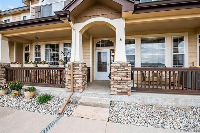 1457 Turnberry Drive, Castle Rock, CO 80104 (MLS #4790273) :: Find Colorado