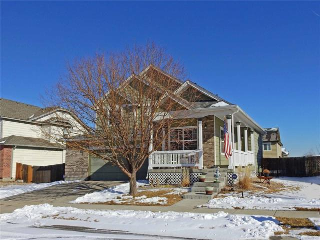 10178 Idalia Street, Commerce City, CO 80022 (#4790959) :: The Griffith Home Team