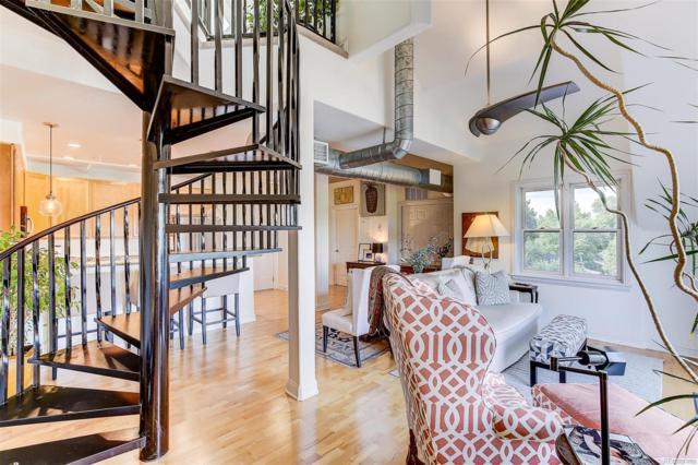 3299 Lowell Boulevard #403, Denver, CO 80211 (MLS #4793587) :: Kittle Real Estate