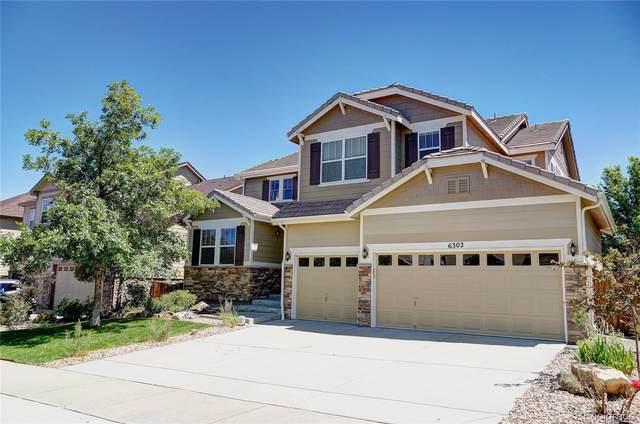 6302 S Jackson Gap Court, Aurora, CO 80016 (#4794086) :: Peak Properties Group