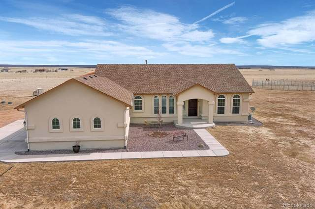 18311 Good Life View, Calhan, CO 80808 (#4798406) :: The Harling Team @ HomeSmart