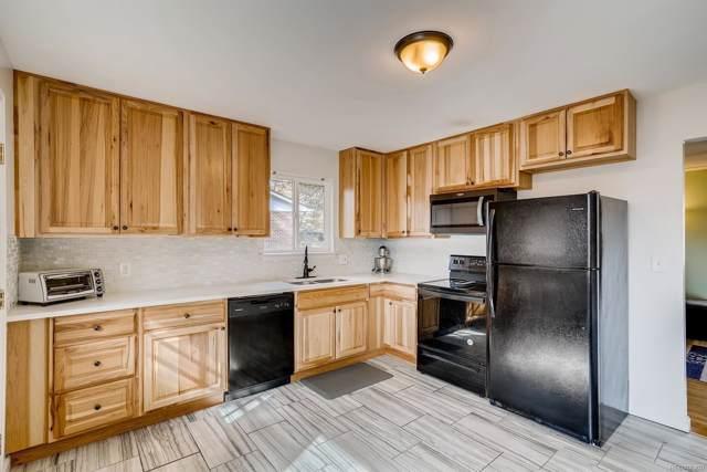 9780 W 41st Avenue, Wheat Ridge, CO 80033 (#4798646) :: The Healey Group