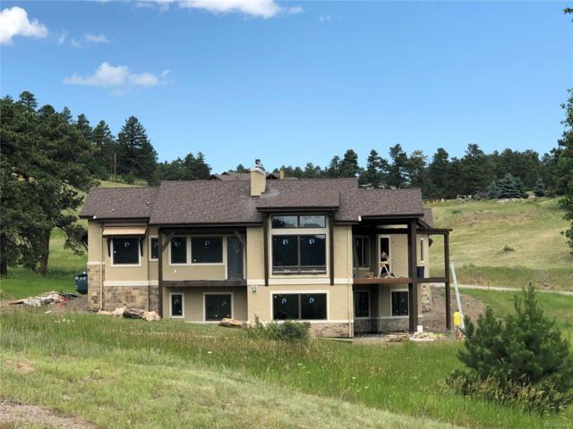 5004 Tansey Lane, Indian Hills, CO 80454 (MLS #4799072) :: 8z Real Estate