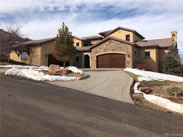 17121 Snowcreek Lane, Morrison, CO 80465 (#4801374) :: Berkshire Hathaway Elevated Living Real Estate