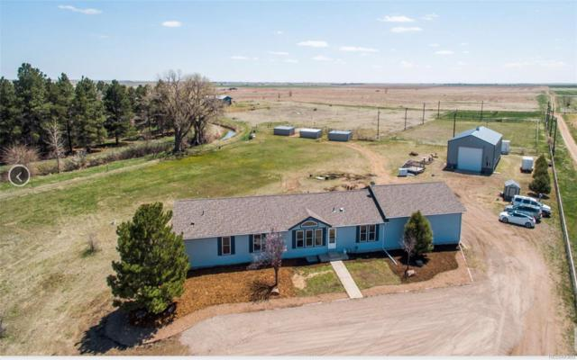 1160 County Road 61, Keenesburg, CO 80643 (#4802018) :: The Griffith Home Team