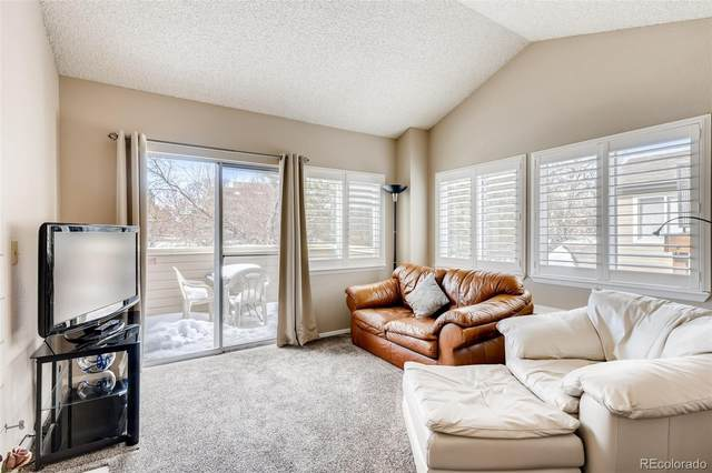6001 S Yosemite Street I203, Greenwood Village, CO 80111 (MLS #4803083) :: 8z Real Estate