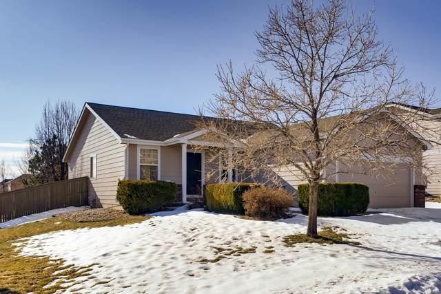 1242 Kittery Street, Castle Rock, CO 80104 (MLS #4805114) :: 8z Real Estate