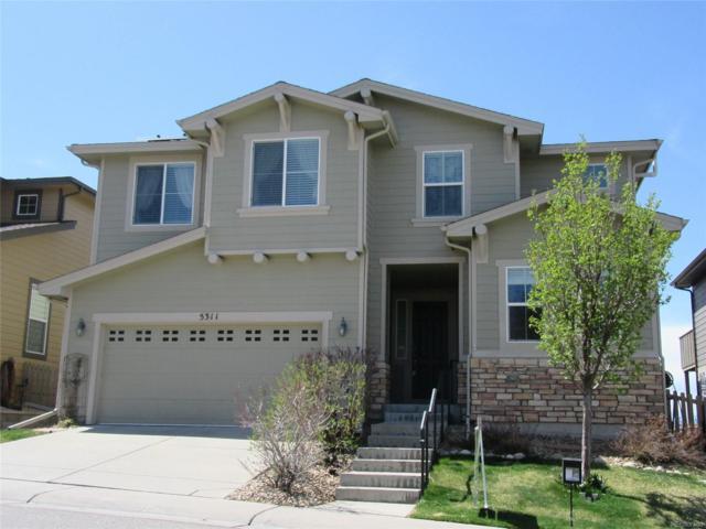 5311 Applebrook Lane, Highlands Ranch, CO 80130 (#4805458) :: The Peak Properties Group