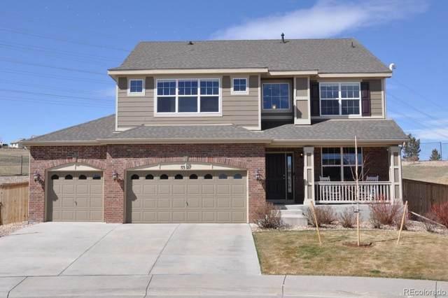 5327 S Elk Way, Aurora, CO 80016 (MLS #4805485) :: 8z Real Estate