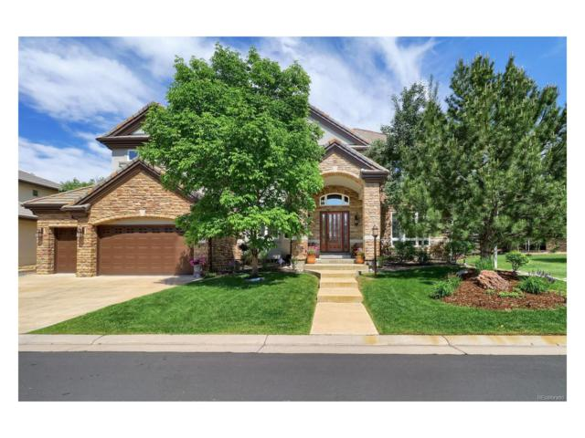 9530 S Shadow Hill Circle, Lone Tree, CO 80124 (MLS #4808467) :: 8z Real Estate
