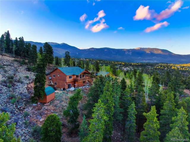 7120 County Road 43, Bailey, CO 80421 (#4810770) :: The Griffith Home Team