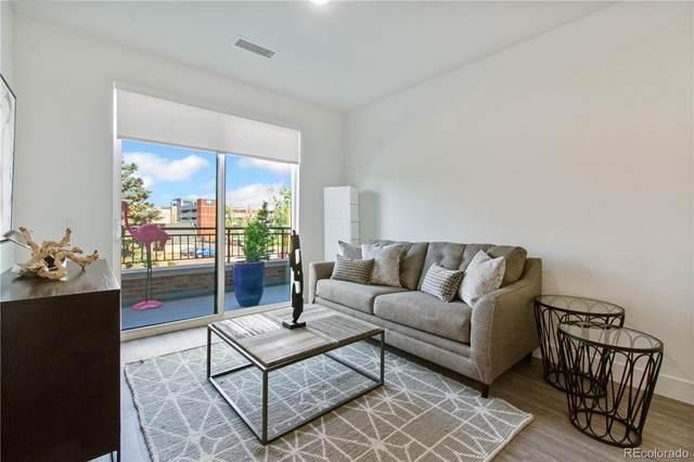 3500 S Corona Street #209, Englewood, CO 80113 (#4819852) :: Finch & Gable Real Estate Co.