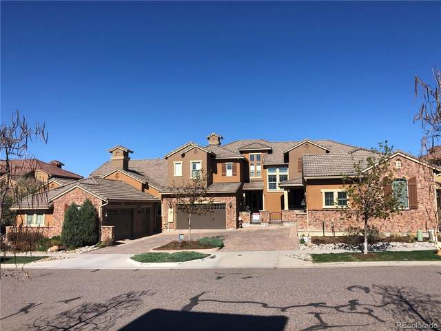9269 Viaggio Way, Highlands Ranch, CO 80126 (#4821184) :: The HomeSmiths Team - Keller Williams