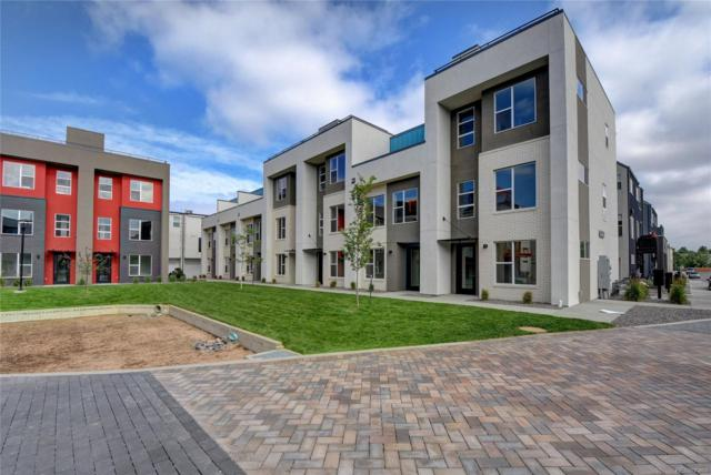 3046 Wilson Court #5, Denver, CO 80205 (MLS #4822417) :: 8z Real Estate