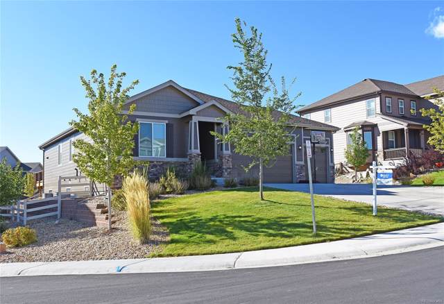 3180 Cool Meadow Place, Castle Rock, CO 80104 (#4822767) :: The HomeSmiths Team - Keller Williams