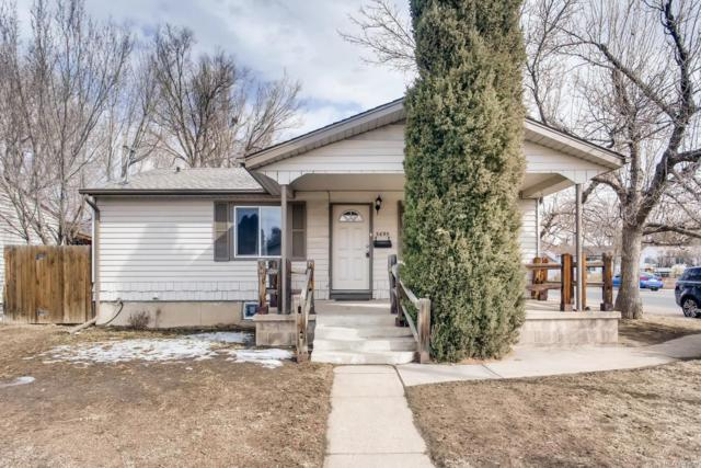 3690 S Irving Street, Englewood, CO 80110 (MLS #4824462) :: 8z Real Estate