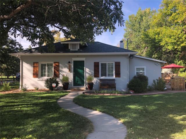 1154 Verbena Street, Denver, CO 80220 (#4826324) :: The Galo Garrido Group