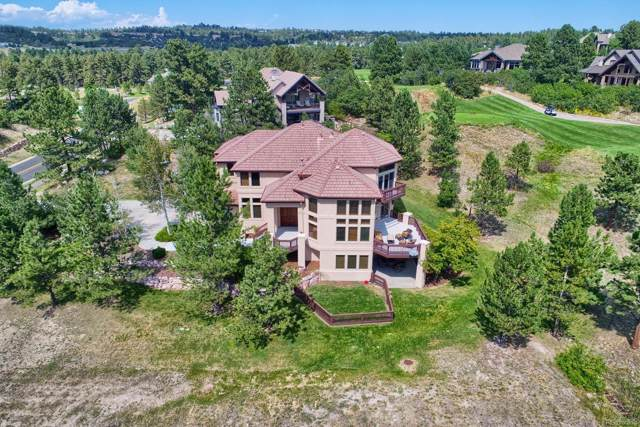 946 Country Club Parkway, Castle Rock, CO 80108 (#4826390) :: My Home Team