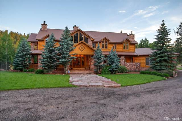 10 Kutsu Ridge Road, Florissant, CO 80816 (#4828057) :: The DeGrood Team