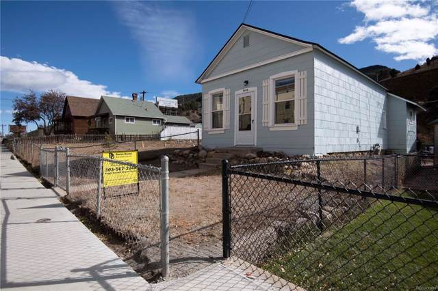 1825 Miner Street, Idaho Springs, CO 80452 (#4828644) :: 5281 Exclusive Homes Realty