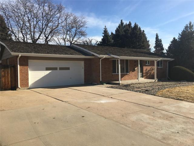 1786 S Cape Street, Lakewood, CO 80232 (#4831478) :: 5281 Exclusive Homes Realty
