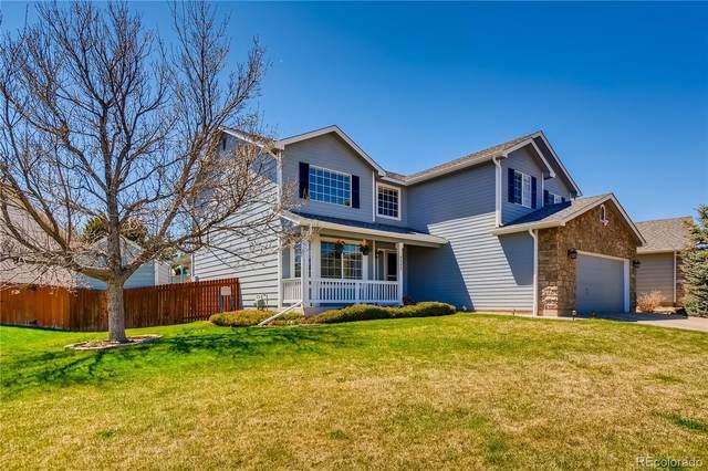 5357 S Oak Way, Littleton, CO 80127 (#4831720) :: Berkshire Hathaway HomeServices Innovative Real Estate