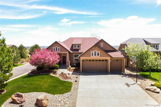1420 Suncrest Road, Castle Rock, CO 80104 (#4833787) :: HomeSmart