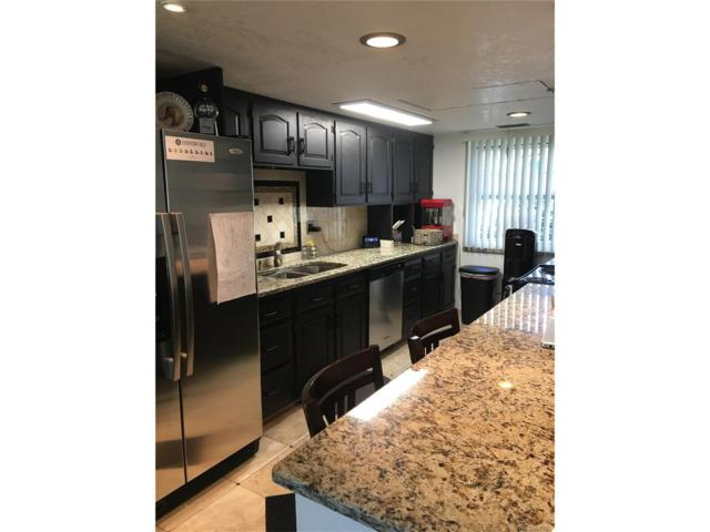 7250 Eastmoor Drive #121, Denver, CO 80237 (MLS #4836660) :: 8z Real Estate