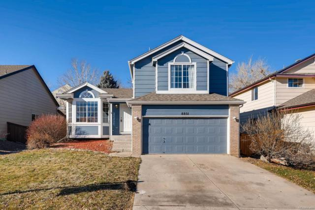 8851 Miners Place, Highlands Ranch, CO 80126 (#4841582) :: The DeGrood Team
