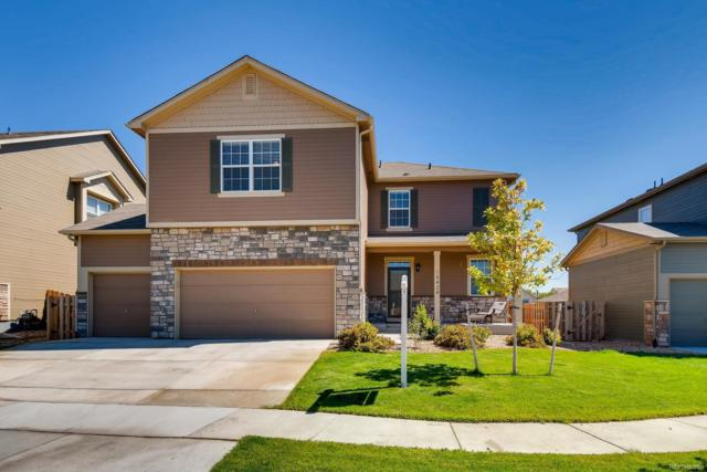 10424 Troy Street, Commerce City, CO 80022 (#4848431) :: The Peak Properties Group