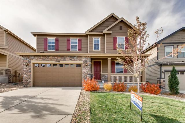 22408 E Bellewood Drive, Centennial, CO 80015 (#4851473) :: 5281 Exclusive Homes Realty