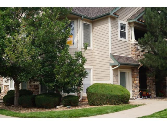 8329 S Independence Circle #202, Littleton, CO 80128 (MLS #4851693) :: 8z Real Estate