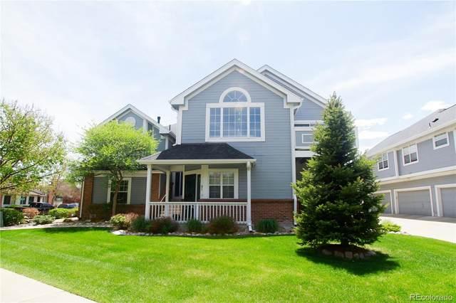 4901 S Ammons Street 18C, Denver, CO 80123 (#4854837) :: Briggs American Properties