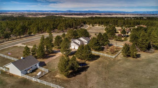 10393 Deerfield Road, Franktown, CO 80116 (#4858704) :: The HomeSmiths Team - Keller Williams