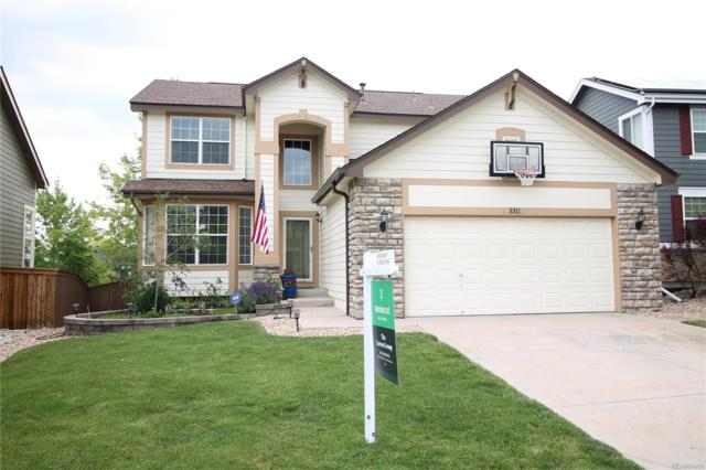 3311 Thistlebrook Circle, Highlands Ranch, CO 80126 (#4858746) :: The HomeSmiths Team - Keller Williams