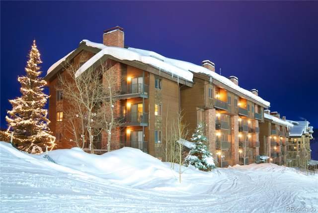 2420 Ski Trail Lane #413, Steamboat Springs, CO 80487 (#4860033) :: The DeGrood Team