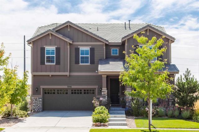 3356 Yale Drive, Broomfield, CO 80023 (#4860633) :: The Peak Properties Group