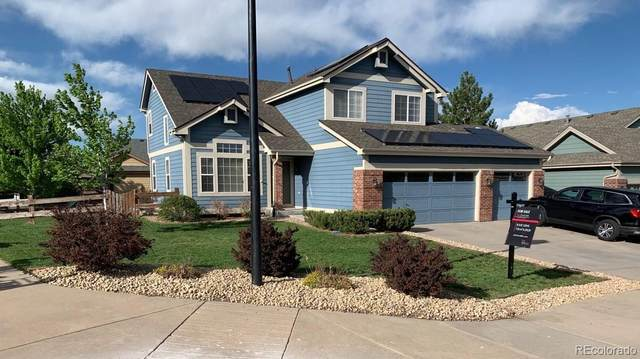 1157 Switch Grass Drive, Castle Rock, CO 80109 (#4863402) :: The HomeSmiths Team - Keller Williams