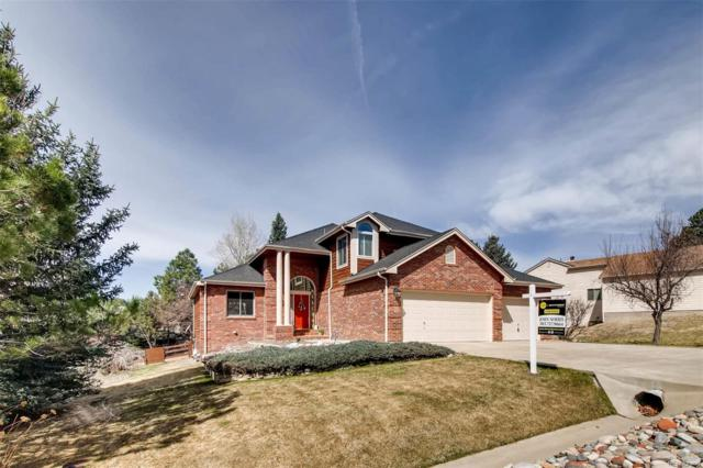 5173 Red Oak Way, Parker, CO 80134 (#4863545) :: The DeGrood Team